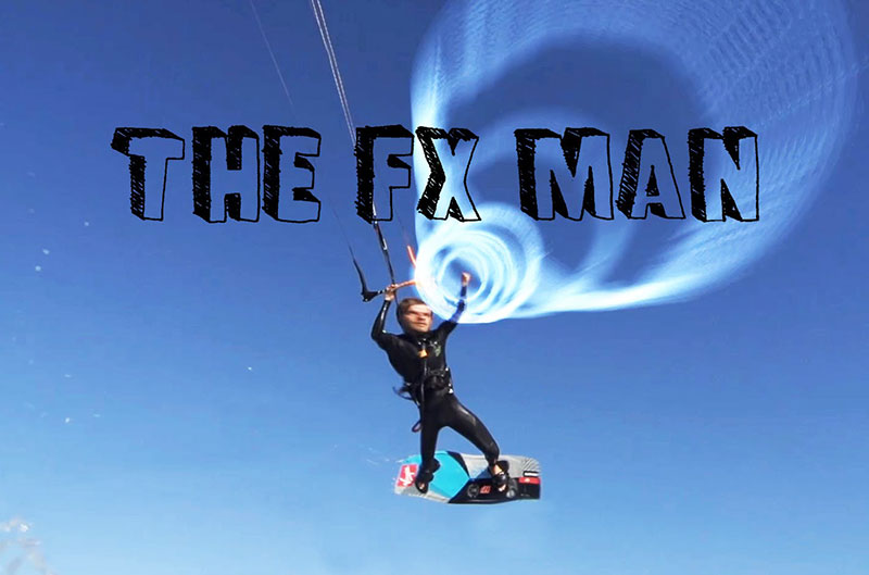 Cabrinha - The FX Man 2016 Nickjcobsen Kiteworld Magazine