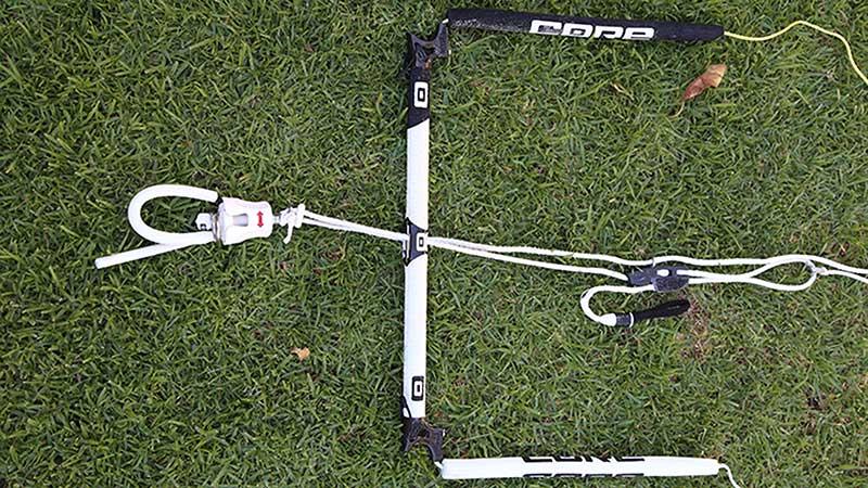 Bars Kitesurfen Core Sensor Pro Bar