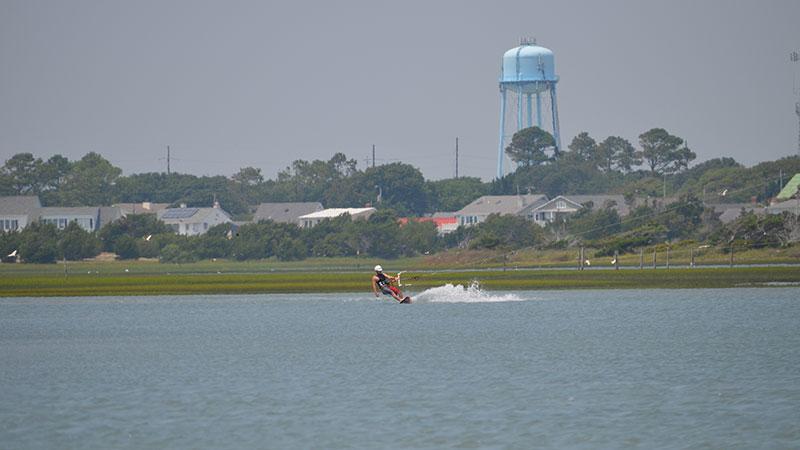 Blown Kiteboarding - Crystal Coast North Carolina Kiteworld Magazine 2016