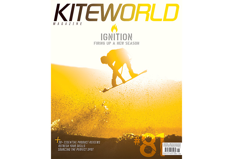 Kiteworld Magazine issue 81 2016