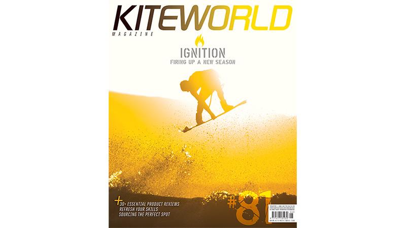 Kiteworld Magazine issue 81 2016