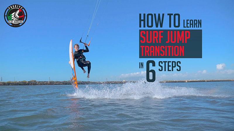 Alberto Rondina - Surfboard jump transitions 2016
