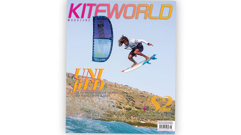 Kiteworld issue 82 kitesurfing magazine