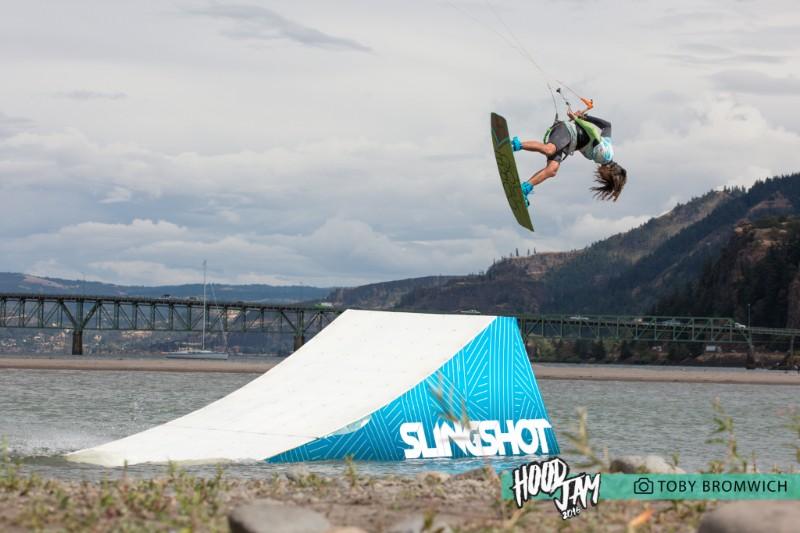 Christophe Tack hood river jam 2016