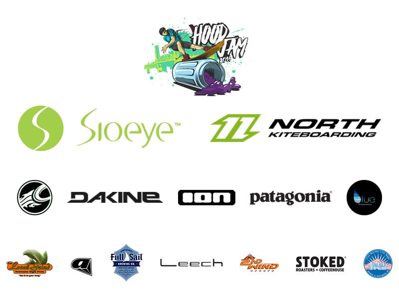 Hood River Slider Jam sponsors