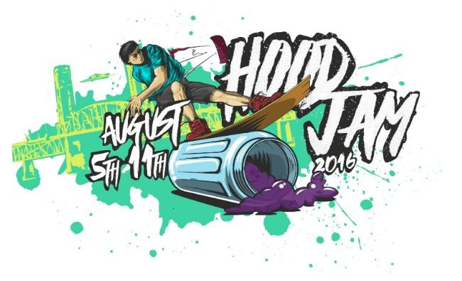 Hood River Slider Jam