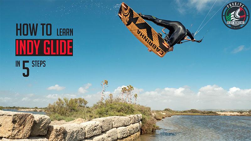 Indy Glide - Alberto Rondina technique video