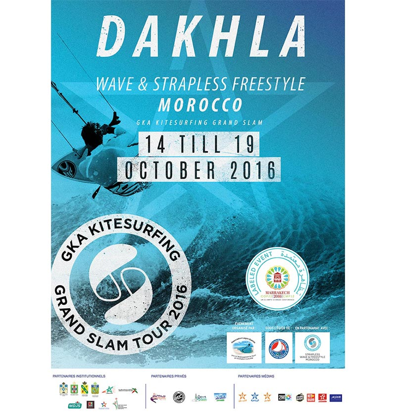 Dakhla World Cup poster