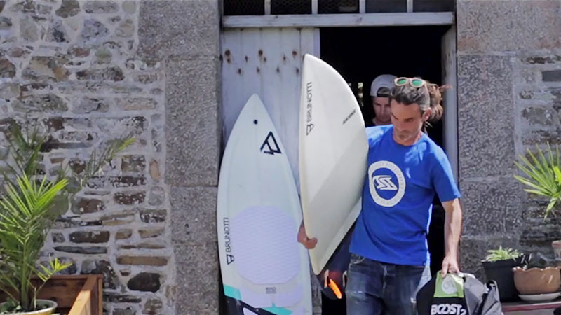 Flysurfer - Siouville – Chasing Summer Waves