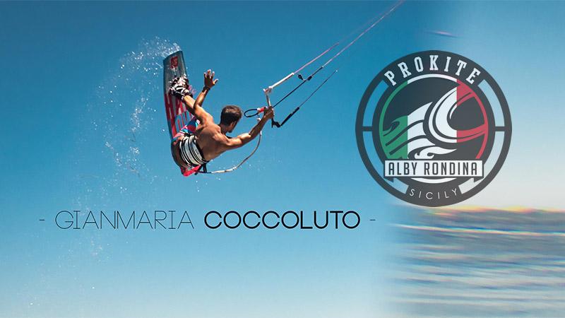 Gian Maria Coccoluto - ProKite Alby Rondina