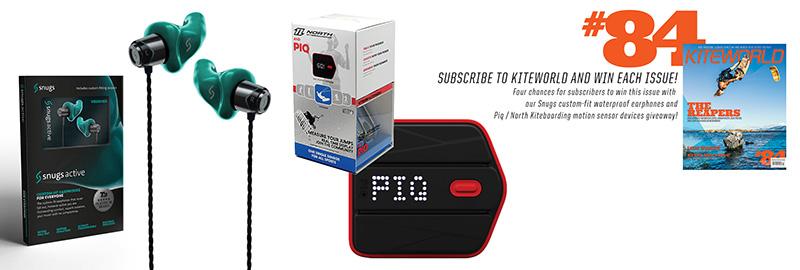 Kiteworld Magazine - Subscriber Prize