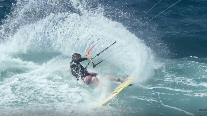 This is kitesurfing 2 Reo Stevens Patagonia Kiteworld Magazine