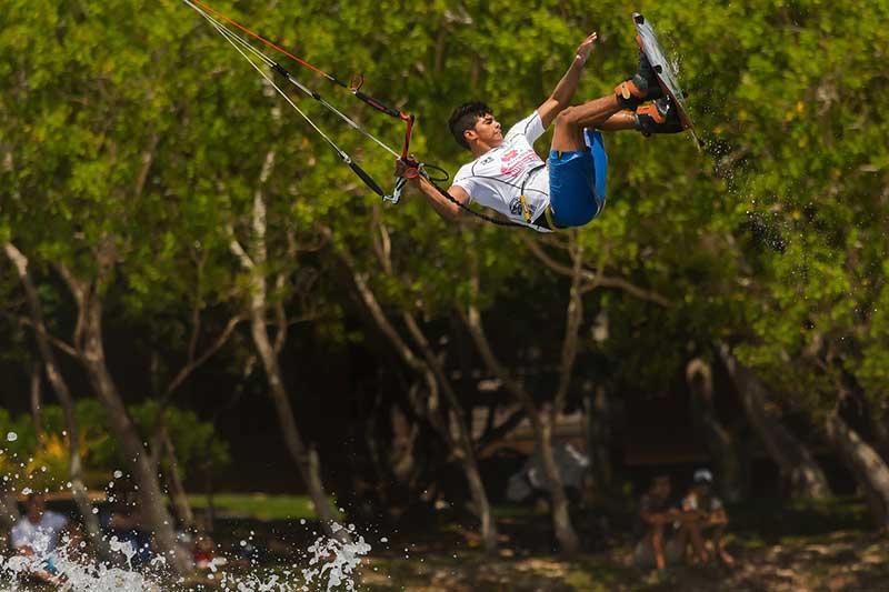 Carlos Mario World Kiteboarding League
