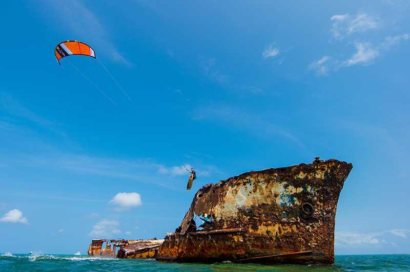 Peter Lynn Kiteboarding Aruba Kiteworld Magazine
