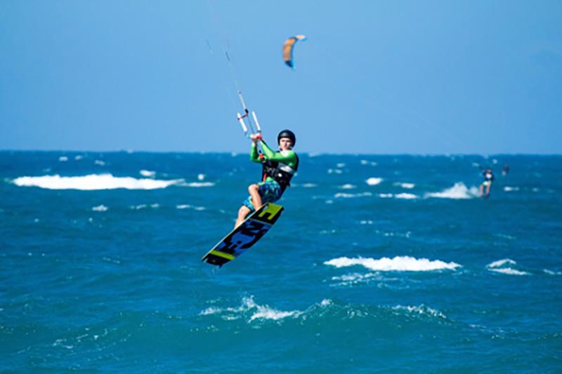 IKO kite tips - Jump safety
