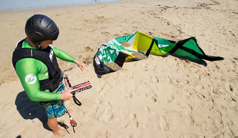 IKO kite tips - Buying used gear