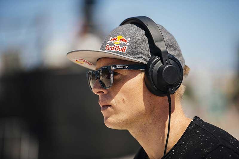 Red Bull King of The Air Ruben Lenten