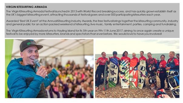 Kitesurfing Armada Festival 2017