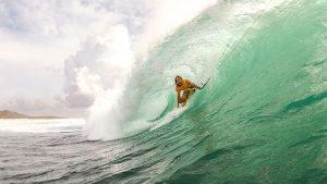 Core Green Room surfboard