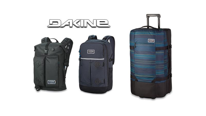 Dakine - 2017 bags