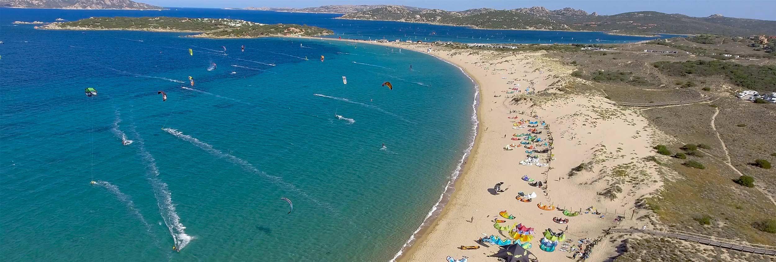 Bay at Porto Pollo Sardinia Italy