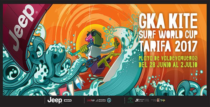 GKA Surf world cup Tarifa