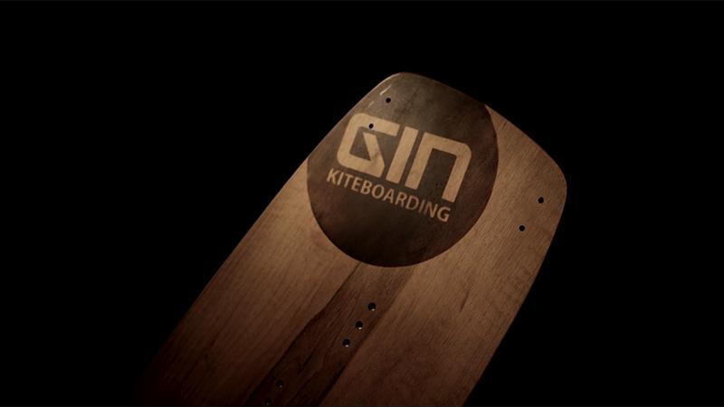GIN Kiteboarding - ECO Board