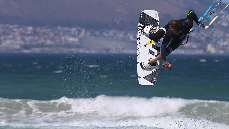 Kiteworld Cape Town tests video 2017