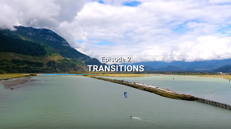 Lewis Crathern - Transitions technique