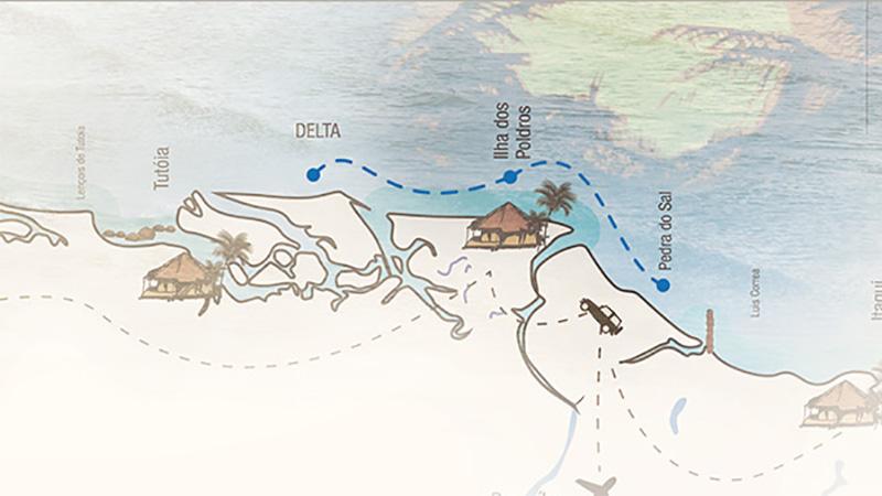 Surfin Sem Fim - Delta Parnaíba