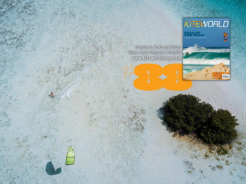 Freedom in Turks and Caicos - Kiteworld issue 88 gallery