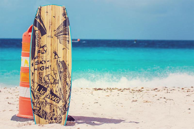 Lieuwe Boards - Custom designs