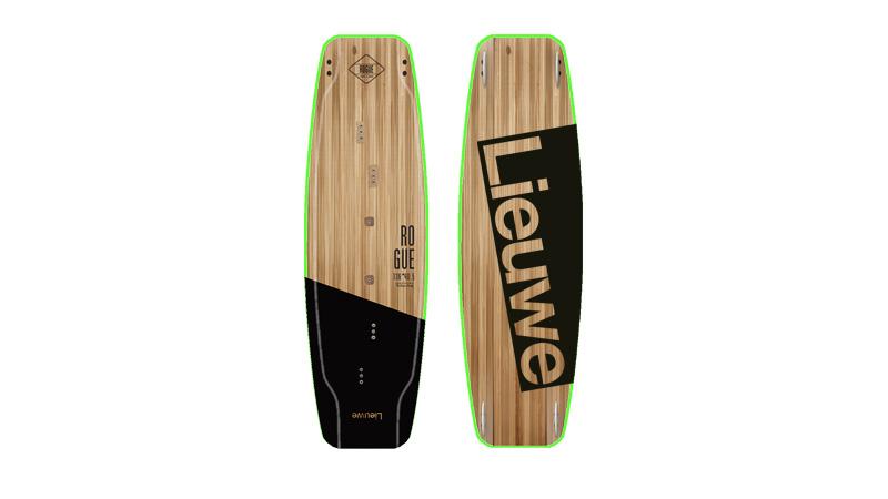 Lieuwe Boards - Rogue Design