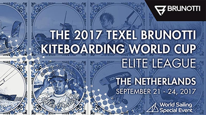 2017 Texel Brunotti Kiteboarding World Cup