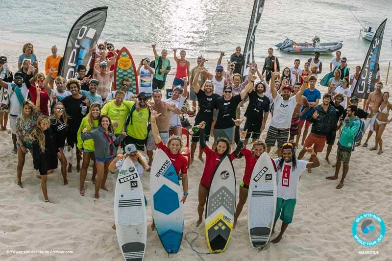 Job done GKA Kite-Surf