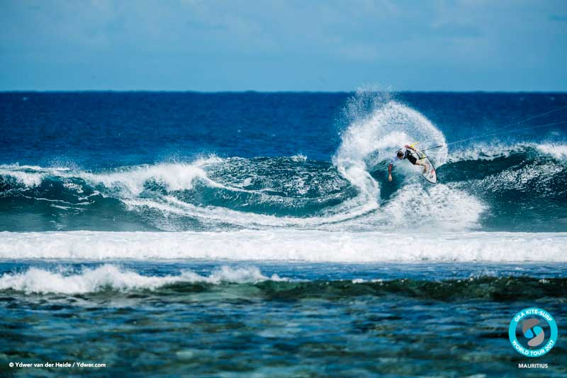 The relentless assault from Keahi continues GKA Kite-Surf