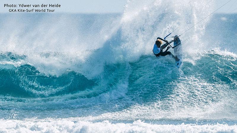 Mens Final - GKA Kite-Surf 2017