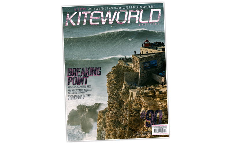 Kiteworld 90 cover Jesse Richman