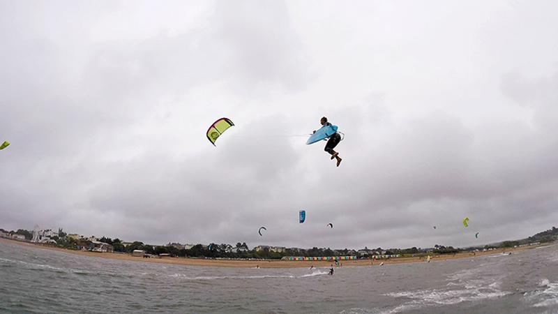 Olly Bridge - Flysurfer