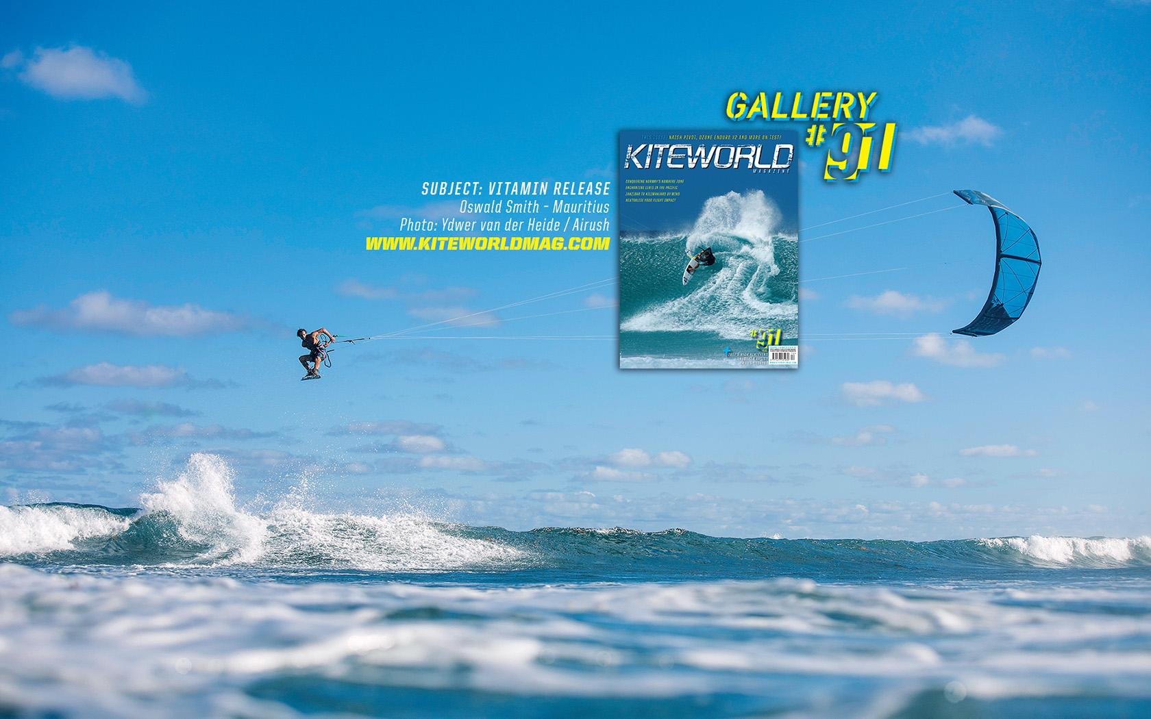 Oswald Smith, Mauritius - Kiteworld issue 91 gallery