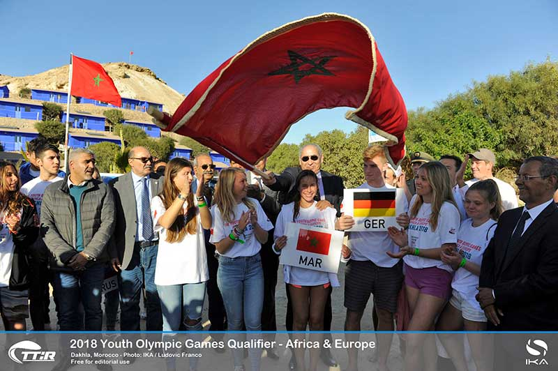 Dakhla Youth Olympic Qualifier