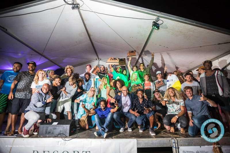 GKA Kite-Surf World Tour - Cape Verde