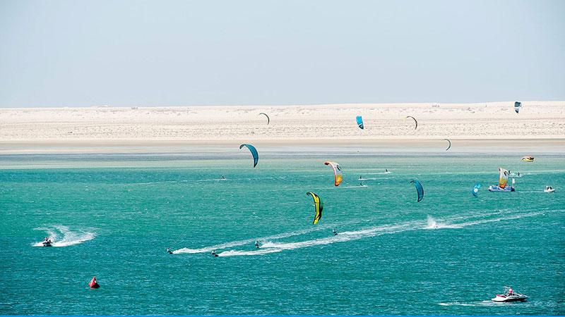 Kiteboarding YOG - Dakhla video