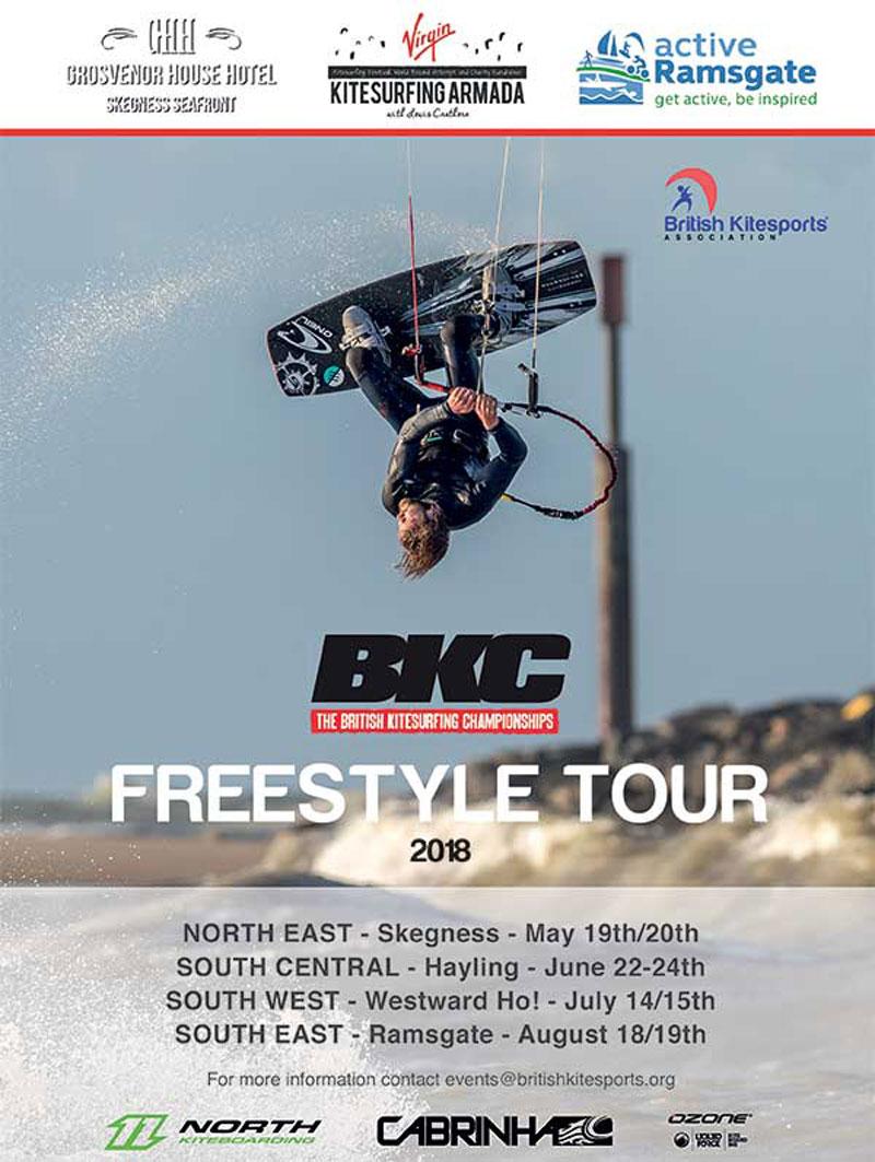 BKC Freestyle Tour - 2018