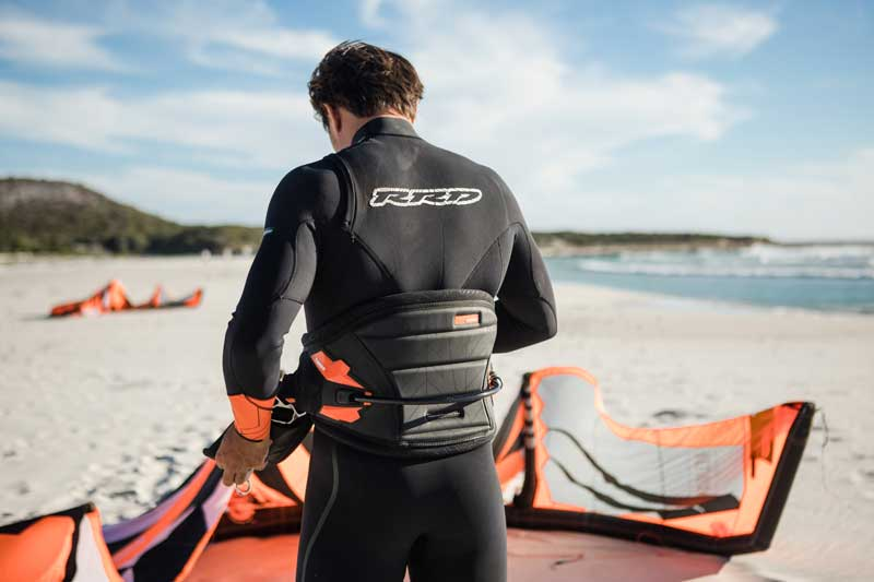 RRD Harnesses 2018 - Y23 Collection - The Thrive