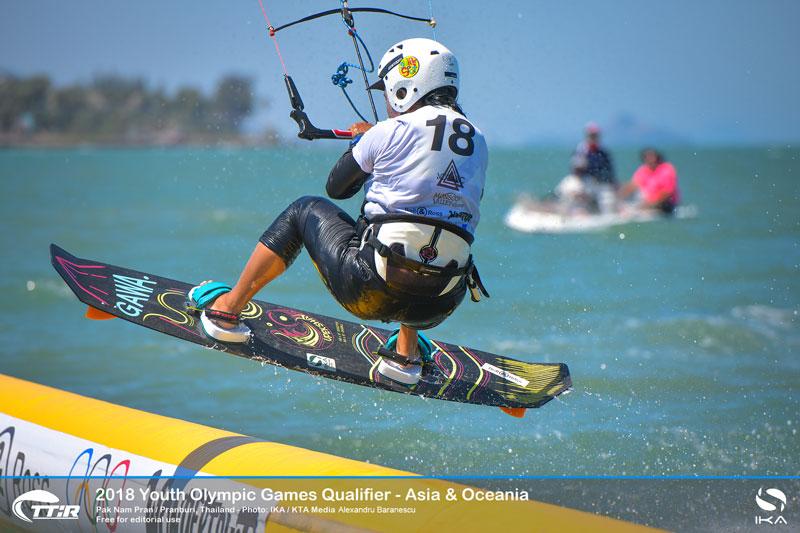 Youth Olympic Qualifier - Asia - Kewen Li