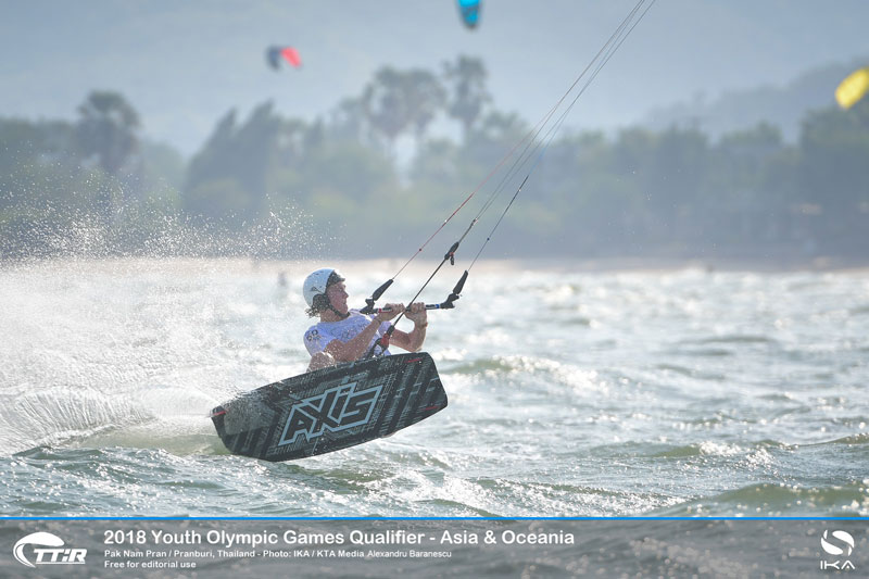 Youth Olympic Qualifier - Asia - Bischopps