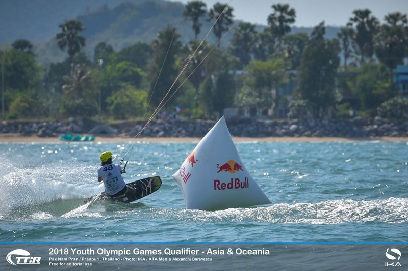 Youth Olympic Qualifier - Asia - Christian Tio