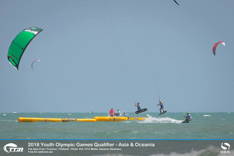 Youth Olympic Qualifier - Asia