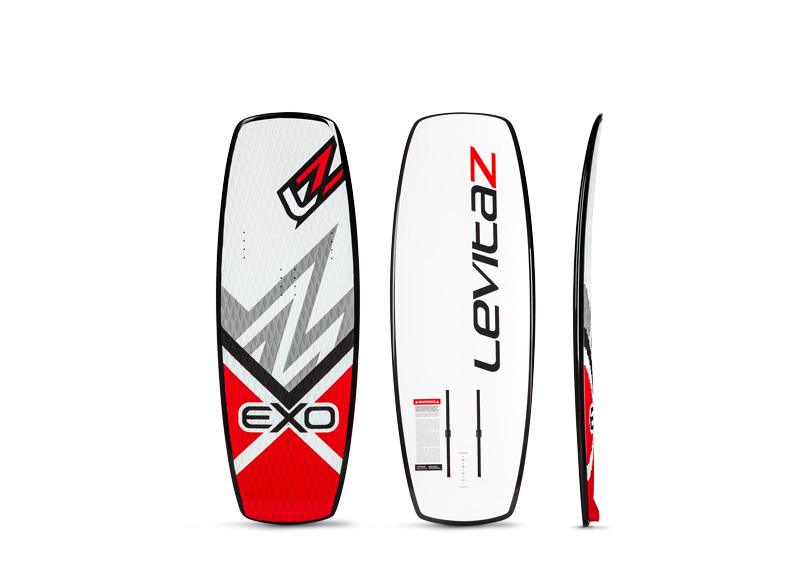 Levitaz Exo board and Aspect Wing - Kiteworld Review